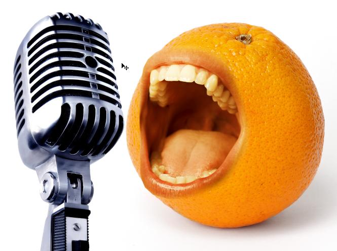 Tutorial Photoshop – Jeruk Bernyanyi | photoshop tutorial